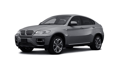 BMW X6 nuoma