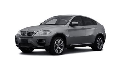 BMW X6 nuoma