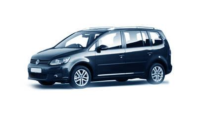 Volkswagen Touran nuoma