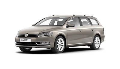 Volkswagen Passat nuoma