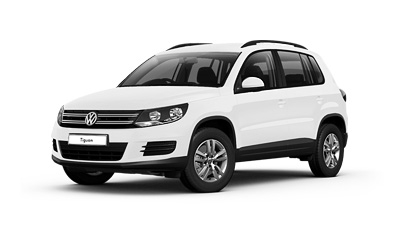 Volkswagen Tiguan nuoma
