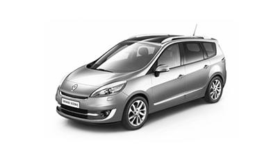 Renault Grand Scenic nuoma