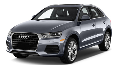 Audi Q3 nuoma