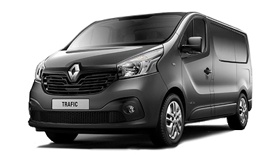 Renault Trafic nuoma