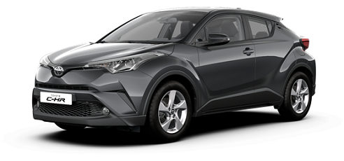 TOYOTA C-HR AT nuoma