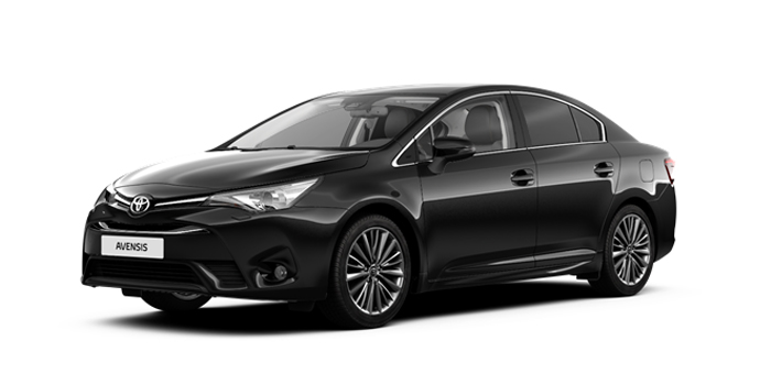 Toyota Avensis Manual aренда