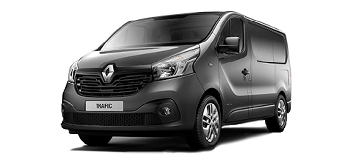 RENAULT Traffic nuoma